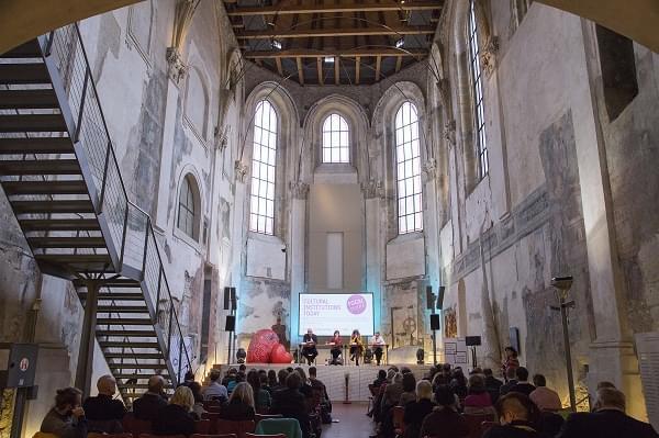 Střed zájmu: Kulturní instituce dnes; foto: Adéla Vosičková